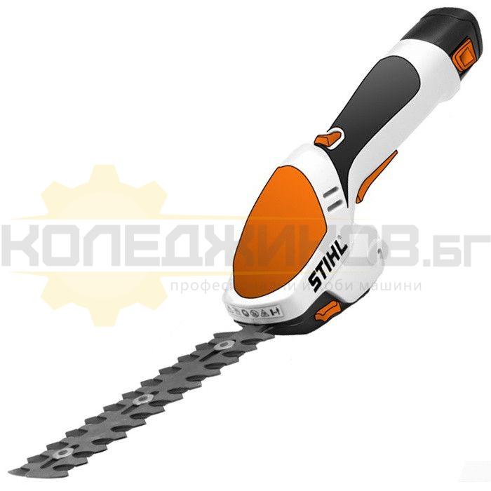 Акумулаторна ножица за храсти и трева STIHL HSA 25 - 1