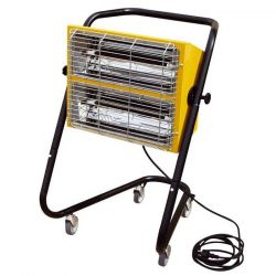 Електрически инфрачервен отоплител MASTER HALL 3000 - 2
