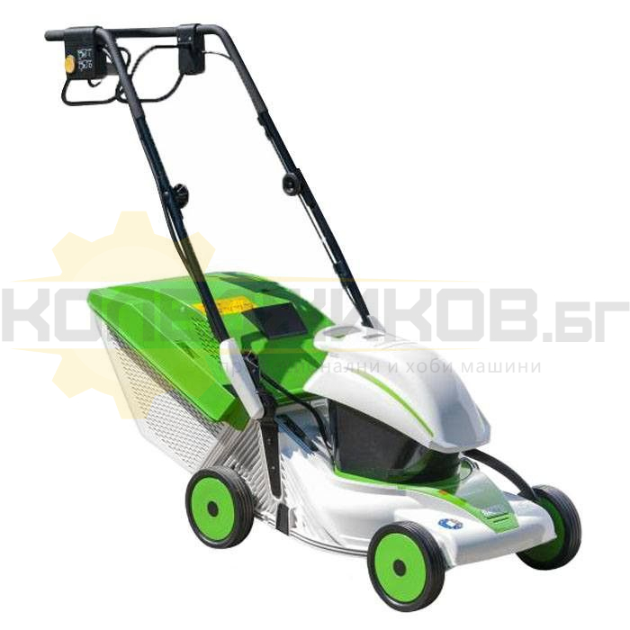 Акумулаторна самоходна косачка ETESIA DUOCUT 41 N-ERGY NACTS - 1