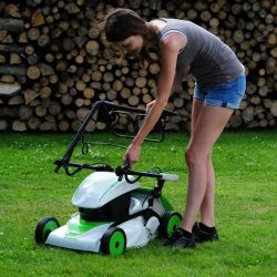 Акумулаторна самоходна косачка ETESIA DUOCUT 41 N-ERGY NACTS - 10