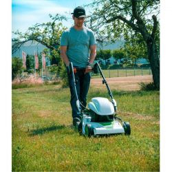 Акумулаторна самоходна косачка ETESIA DUOCUT 41 N-ERGY NACTS - 13