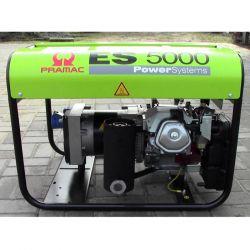 Бензинов монофазен генератор PRAMAC ES5000 - 3