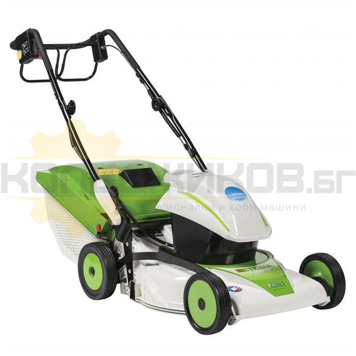 Акумулаторна косачка ETESIA DUOCUT 46 N-ERGY PACTS - 1