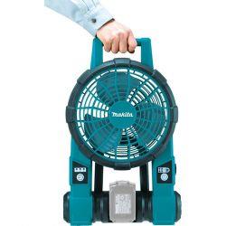 Професионален акумулаторен вентилатор MAKITA BCF201Z - 3