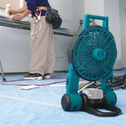 Професионален акумулаторен вентилатор MAKITA BCF201Z - 4