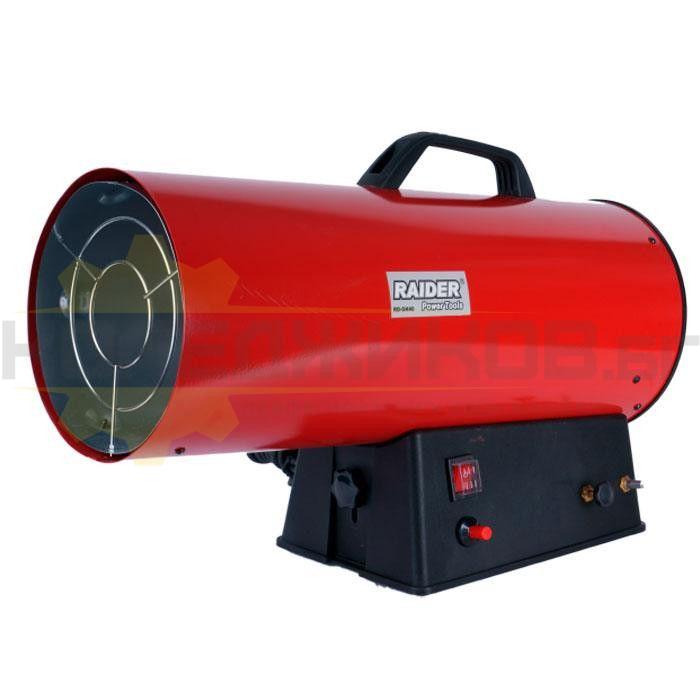 Газов отоплител RAIDER RD-GH15 - 1