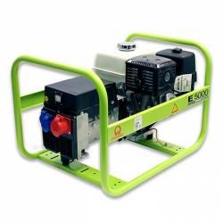 Бензинов трифазен генератор PRAMAC E5000 - 2
