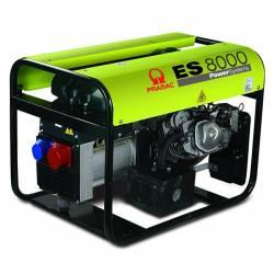 Бензинов трифазен генератор PRAMAC ES8000 - 2