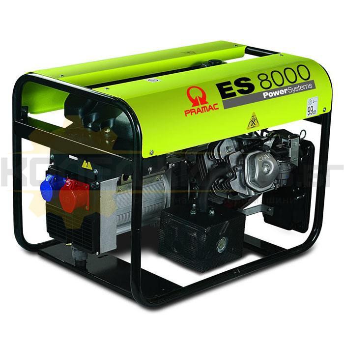 Бензинов трифазен генератор PRAMAC ES8000 - 1