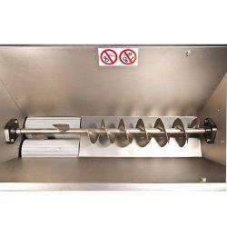 Електрическа гроздомелачка ронкачка с помпа GRIFO DVEP20.18I - 5