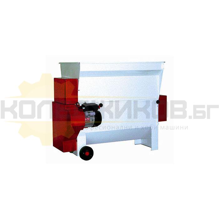 Електрическа гроздомелачка ронкачка с помпа ENOITALIA JOLLY 30 AR - 1