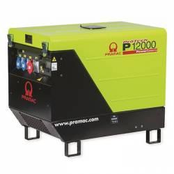 Бензинов трифазен генератор с ел старт PRAMAC P12000 - 2