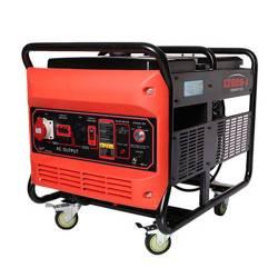 Бензинов трифазен генератор с AVR PETROV LC12000 - 2