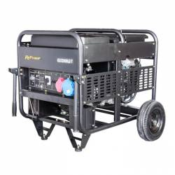 Бензинов трифазен генератор с ел старт и AVR ITC POWER GG 12000LE/T - 2