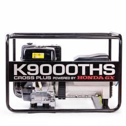 Бензинов трифазен генератор K9000THS - 2