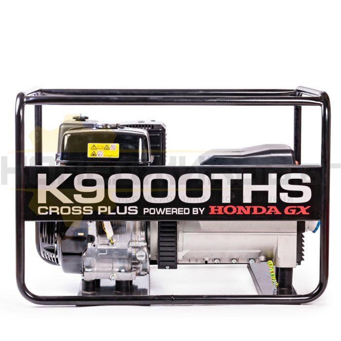 Бензинов трифазен генератор K9000THS - 1