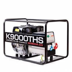 Бензинов трифазен генератор K9000THS - 3