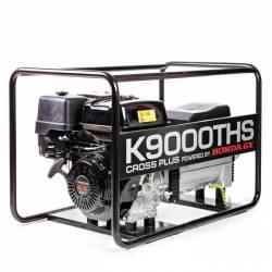 Бензинов трифазен генератор K9000THS - 4