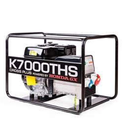 Бензинов трифазен генератор K7000THS - 3