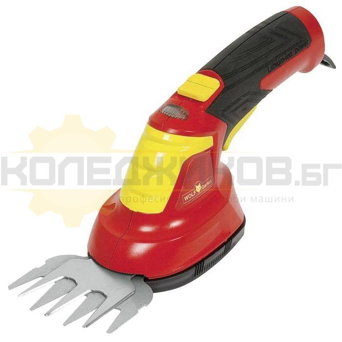 Акумулаторна ножица за трева WOLF GARTEN Finesse 30 R - 1