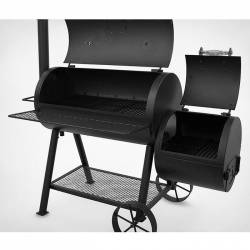 Барбекю на въглища BROIL KING SMOKE OFFSET CHARCOAL SMOKER - 4