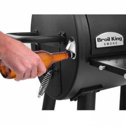 Барбекю на въглища BROIL KING SMOKE OFFSET CHARCOAL SMOKER - 5