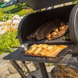 Барбекю на въглища BROIL KING SMOKE OFFSET CHARCOAL SMOKER - 11