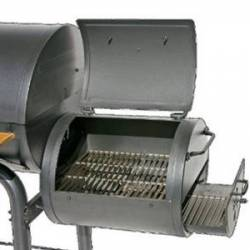 Странична кутия за опушване CHAR-GRILLER - 2