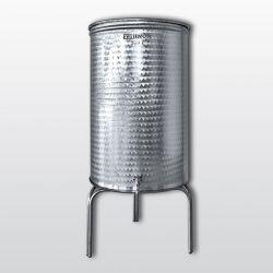 Съд за съхранение на вино TM INOX MC 1400 - 2