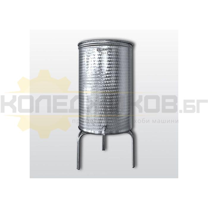 Съд за съхранение на вино TM INOX MC 1400 - 1