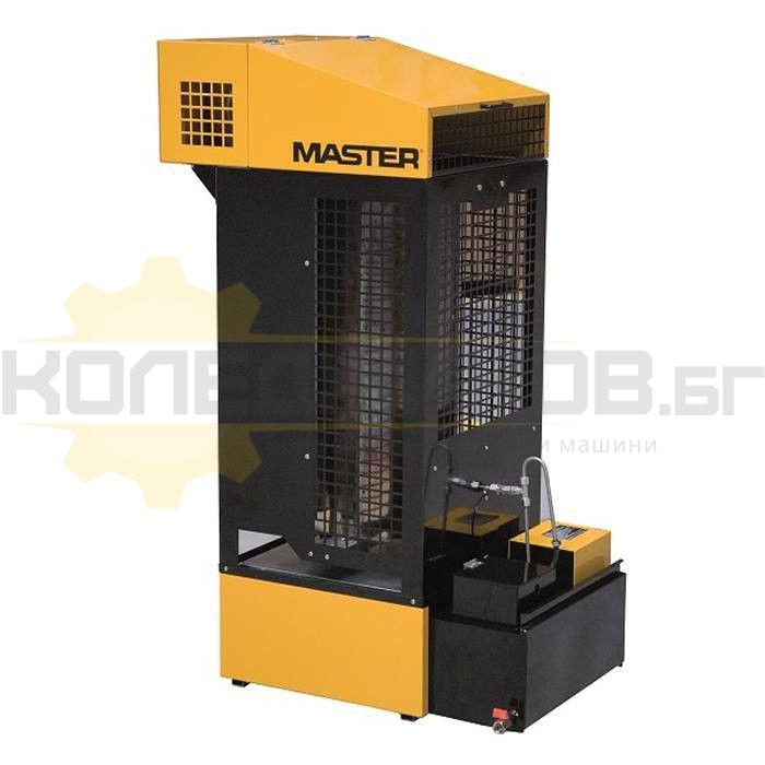 Отоплител на отработено масло MASTER WA 33 - 1