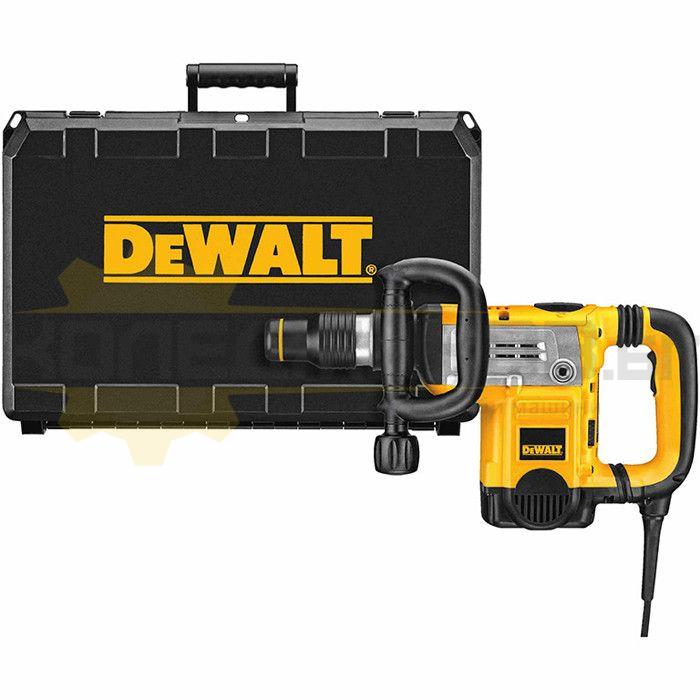 Електрически къртач DeWALT D25831K - 1