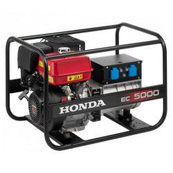 Бензинов монофазен генератор за ток HONDA EC 5000 - 2