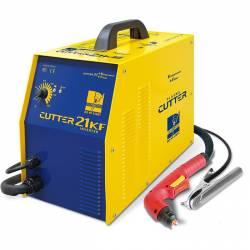 Инверторен апарат за плазмено рязане GYS PLASMA CUTTER 21 KF - 2