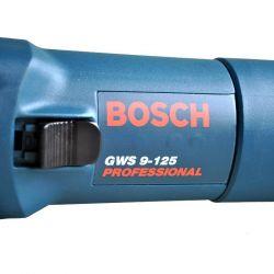 Електрически ъглошлайф BOSCH GWS 9 - 3