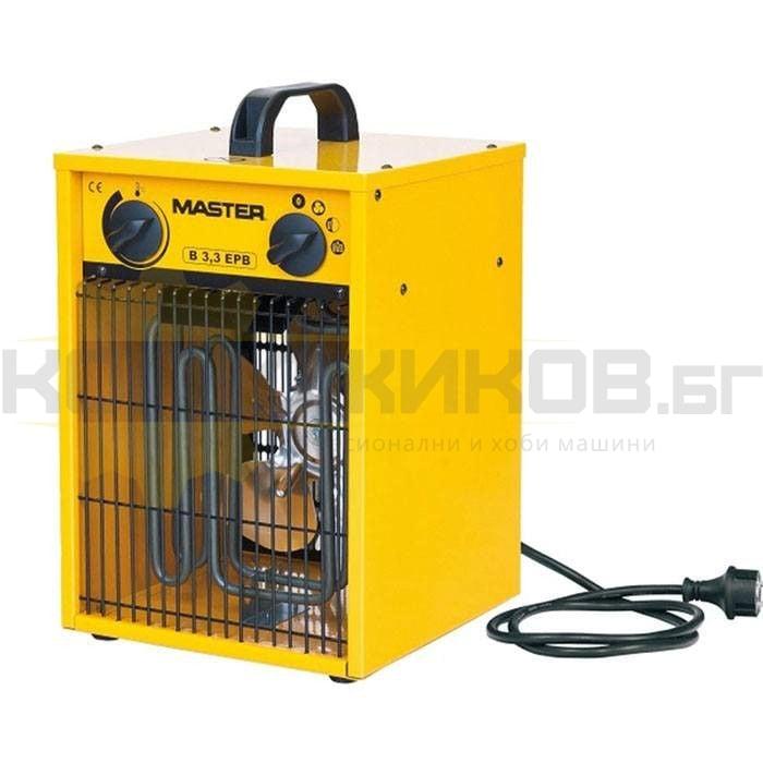 Електрически калорифер MASTER B 3.3 EPB - 1