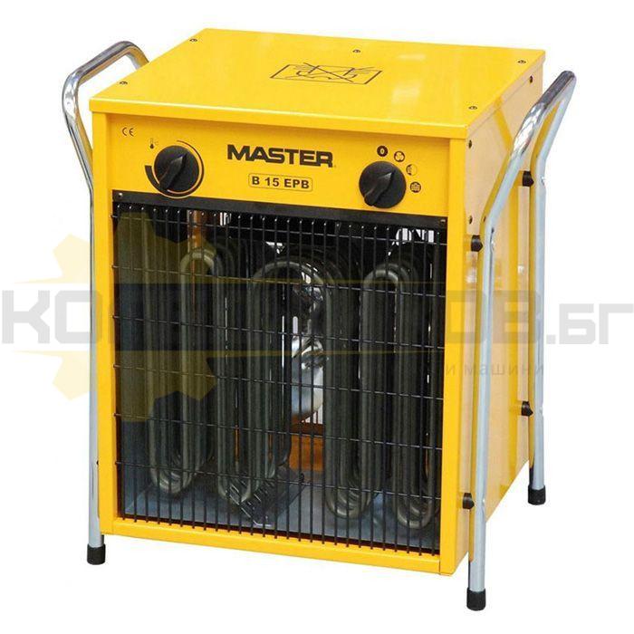 Електрически отоплител MASTER B 15 EPB - 1