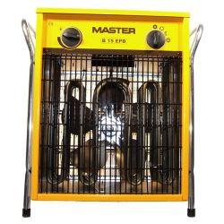 Електрически калорифер MASTER B 15 EPB - 3