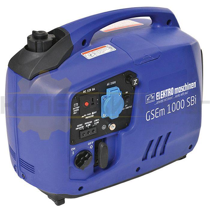 Инверторен генератор REM Power GSEm 1000 SBI - 1