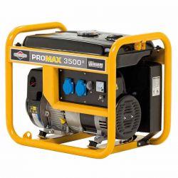 Бензинов монофазен генератор с AVR BRIGGS & STRATTON ProMax 3500A - 3