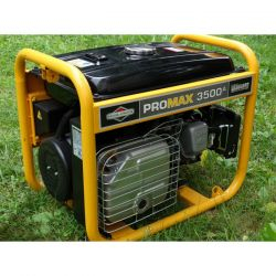 Бензинов монофазен генератор с AVR BRIGGS & STRATTON ProMax 3500A - 6