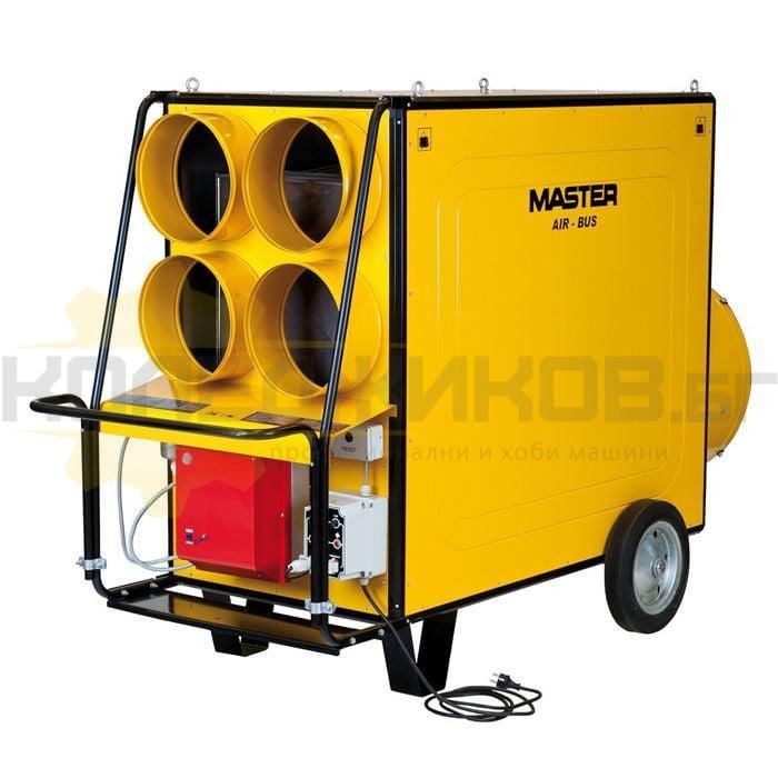 Газов калорифер MASTER AIR-BUS BV 470 FSG - 1