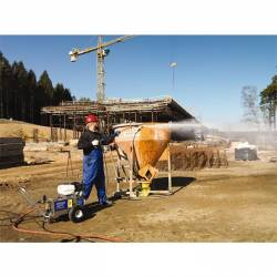 Бензинова водоструйка NILFISK MC 5M-225/910 PE PLUS - 4