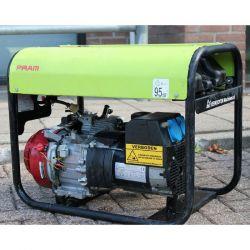 Бензинов монофазен генератор PRAMAC ES4000 - 4