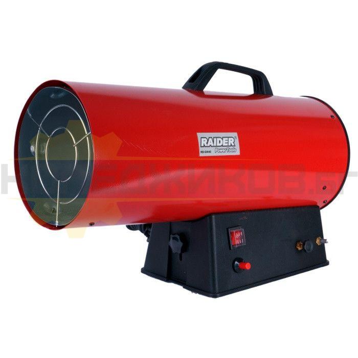 Газов калорифер RAIDER RD-GH40 - 1