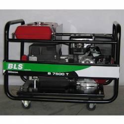 Бензинов трифазен генератор ANTOR B 7500 T - 2