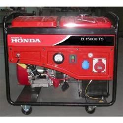 Бензинов трифазен генератор с ел старт ANTOR B 15000 TS - 2