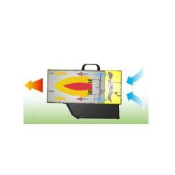 Газов отоплител с батерия и зарядно MASTER BLP 17 M DC - 4