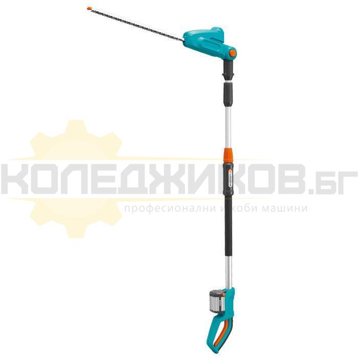 Акумулаторна телескопична ножица за жив плет GARDENA THS Li-18/42 Set - 1