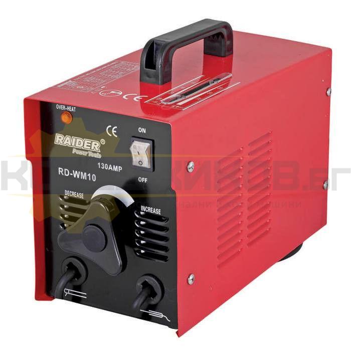 Електрожен RAIDER RD-WM10 - 1